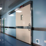 Portello scorrevole dell'ospedale automatico dell'acciaio inossidabile