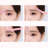 Qualitäts-kosmetisches faltbares Messer-Plastikrasiermesser, das Augenbraue-Rasiermesser rasiert
