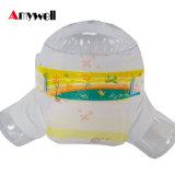 工場直接使い捨て可能で柔らかい通気性のバルク赤ん坊のおむつ