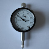 Метр уточняет датчик 0-5mm индикатора с круговой шкалой разрешения 0.01mm профессиональный