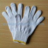 Eau de javel Cottong blanc String Gants tricotés