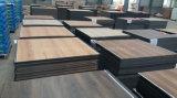 Étage en bois de luxe de vinyle de modèle de qualité