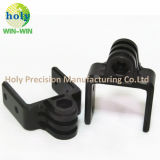 De zwarte Douane CNC die van de Delen van Delrin CNC Millling Plastic Delen machinaal bewerken
