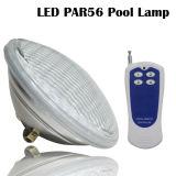El acero inoxidable subacuático de la luz de la piscina del LED RGB/el montaje de la superficie, 12V AC/DC impermeabiliza IP68, teledirigido