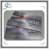 Plastik-VIP-Mitgliedskarte mit magnetischem Streifen
