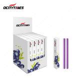 Ocitytimes 800puffs elektronische Zigarette WegwerfCbd Öl Vape Feder