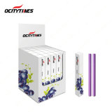 Ocitytimes 800puffsの電子タバコの使い捨て可能なCbdオイルのVapeのペン