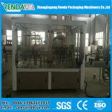 Máquina de nivelamento de enchimento de enxaguamento gaseificadas e equipamento