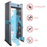 높은 감도 안전 Deector 의 비용 효과적인 안전 장비, 문틀 금속 탐지기