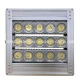 Couleur RVB DMX modifiable panneau LED blanc pur de l'éclairage de la lampe de projecteur