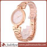 Роскошный браслет часы, нержавеющая сталь набор Quartz наручные часы, аналоговые кварцевые часы