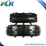FTTH FTTX misto de Fibra Óptica Caixa de Junção Fosc Tipo Horizontal 4 portas 2 em 2 Barato