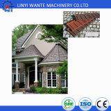安い装飾の建築材料の石の上塗を施してある金属の屋根瓦