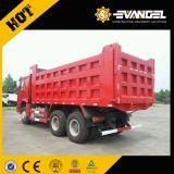 HOWO Zz3317m2861 290HP 8X4 31トンのダンプトラックの油圧装置
