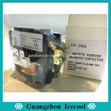 Propósitos definidos a 220V AC Contactor 1polo magnético de 30A para aire acondicionado