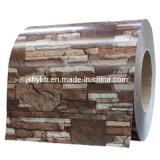 A cor do tijolo revestiu a bobina de aço de PPGI