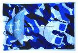 Sciarpa tubolare della stampa dei prodotti della fabbrica della Cina del collo blu su ordinazione del camuffamento
