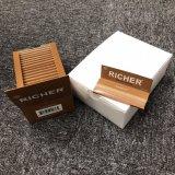 papier pur de 1 1/4 de chanvre fumée de tabac de qualité
