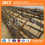 La giuntura del tondo per cemento armato di Jbcz per connette insieme il tondo per cemento armato due