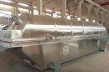 Modelo Zlg Vibrando Sal refinado secador de leito fluido Secador de Leito Fluidizado