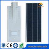 éclairage Integrated de l'énergie 18W solaire avec 5 ans de garantie
