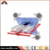 Mayflayの構造のショットブラスト機械