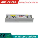 24V 8Um transformador LED 200W AC/DC Fonte de alimentação Comutação Has