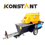 Worm Pump를 가진 질 Construction Machinery Mortar Plastering Machine