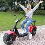 Взрослый электрический E-Самокат мотоцикла Bike с алюминиевым колесом