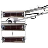 温度の調節可能なペンキのドライヤー機械Infratedのヒーター