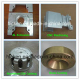 De aangepaste OEM CNC Plaat CNC die van het Malen van het Aluminium Deel met Uitstekende kwaliteit machinaal bewerkt