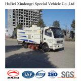 Тележка метельщика дороги чистки 3800 Dongfeng