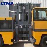 Ltmaの高品質販売のための10トンの側面のローダーのフォークリフト