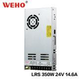 China-Hersteller 350W 24V Wechselstrom-Gleichstrom-ultra dünne Stromversorgung