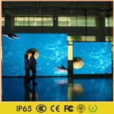 Cartelera al aire libre de la visualización de LED del anuncio