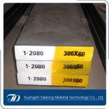 Piatto d'acciaio della muffa del lavoro in ambienti caldi di Dinw 1.2714