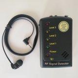 Detector de sinal de RF de espionagem contra o fio rígido Laser-Assisted de detecção da Câmara Indicação de sentido a sensibilidade superior Anti-Spy Device