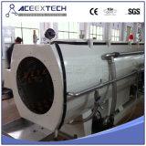 Máquina plástica del tubo del PE/estirador plástico del tubo del abastecimiento de agua del HDPE