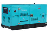 engine diesel de pouvoir de Ricardo de générateur de 80kw 100kVA avec l'alternateur de Stamford