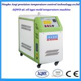 Tipo de aceite de la fabricación de temperatura del molde de la máquina con la temperatura máxima de 200° C