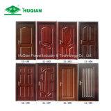 ドアの皮のMDFの価格の物質的な平野MDF 1220X2440X3mmの等級E2