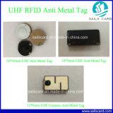 De kleine UHF AntiMarkering van het Metaal RFID met Vrije Steekproef