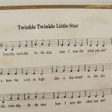 En71 со стандартом ASTM индивидуальные деревянный музыкальный сотрудниковTwinkle Star рамы