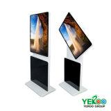 Indoor Flood Stand Android Singage numérique LCD affichage publicitaire