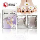 Calo de branqueamento hidratante peeling de remover a máscara de pé Esfoliante Socks SAP
