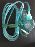 Maschera di ossigeno del PVC