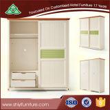 Armario de OEM y ODM Habitación de hotel de moderno diseño Muebles de Dormitorio armario