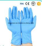 Medizinischer Grad-Wegwerfnitril-Handschuhe für Krankenhaus