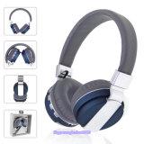 Son stéréo haute qualité Casque Bluetooth Casque sans fil BT avec prise jack 3,5 mm