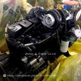 A fábrica fornece diretamente 6BTA o motor Diesel 5.9L para a máquina escavadora
